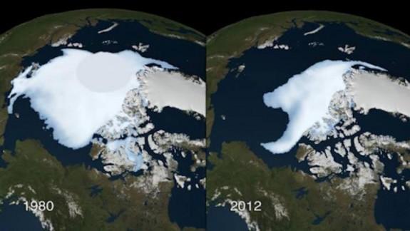 """Глобалното затопляне е много по-сериозно отколкото си мислим - Magazine (2) Кризата с климата става все по-очевидна! Някой го наричат """"глобално затопляне"""", а други """"изменение на климата"""", но всички хора го обобщават с една дума """"катастрофа"""". Вижте как тези снимки обясняват днешната реалност на климатичните промени в сравнение с миналото."""