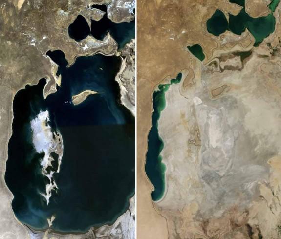 """Глобалното Кризата с климата става все по-очевидна! Някой го наричат """"глобално затопляне"""", а други """"изменение на климата"""", но всички хора го обобщават с една дума """"катастрофа"""". Вижте как тези снимки обясняват днешната реалност на климатичните промени в сравнение с миналото. затопляне е много по-сериозно отколкото си мислим - Magazine (4)"""