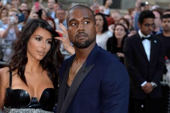 Ким Кардашян и Кание Уест не могат да вземат решение за името на бебето си - Magazine (2)