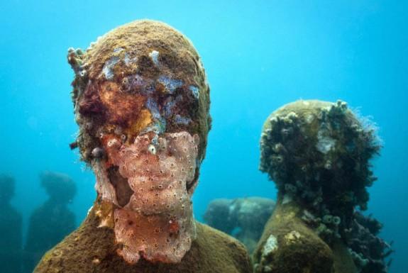 Скулптурната градина на морското дъно - Magazine (3)
