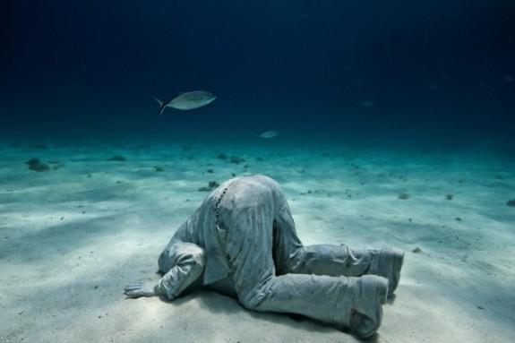 Скулптурната градина на морското дъно - Magazine (4)