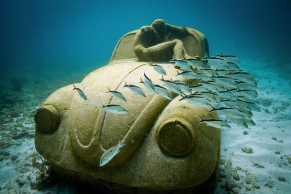 Скулптурната градина на морското дъно - Magazine (5)