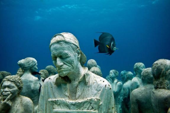 Скулптурната градина на морското дъно - Magazine (7)