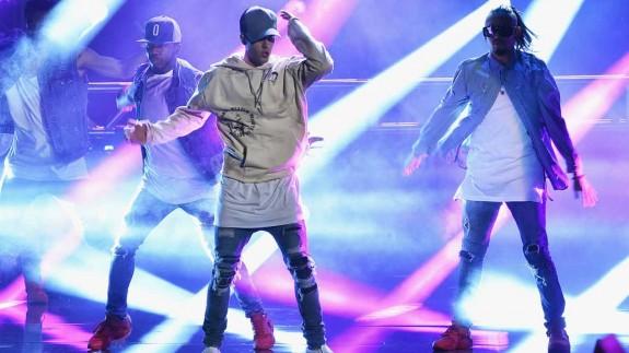 Американските музикални награди за 2015 г., какво се случи през вечерта (видео+снимки) - Magazine (30