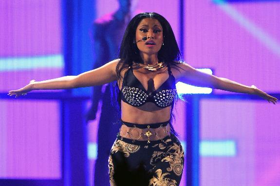 Minaj Angry (2)