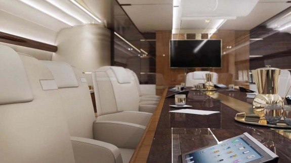 5-те най-луксозни частни самолета в света - Magazine (17)