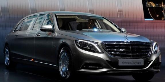 Дрейк си купил Mercedes-Maybach S600 Pullman - Magazine.bg (8)