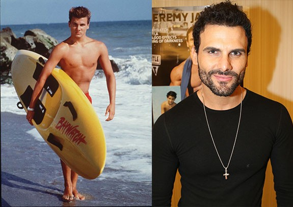 "Jeremy Jackson Как изглеждат ""Спасители на плажа"" през 2015"