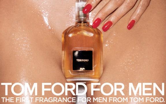 Продължение на рекламата на първия мъжки аромат Tom Ford