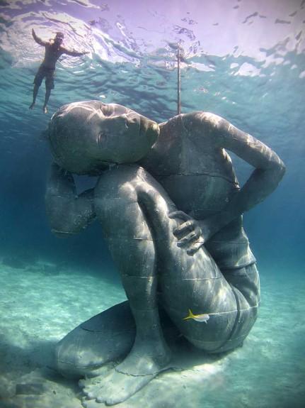 Скулптурната градина на морското дъно - Magazine (10)