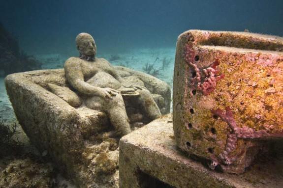 Скулптурната градина на морското дъно - Magazine (6)