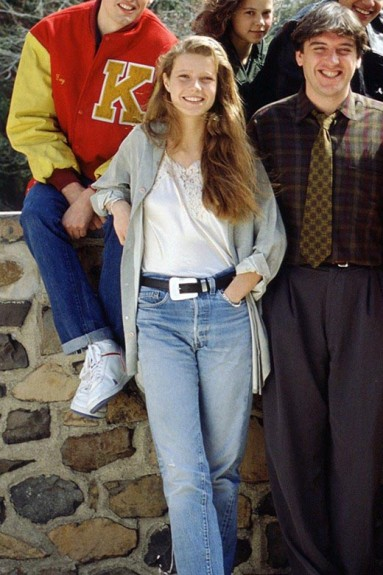 20 известни личности като тинейджъри - Magazine.bg (19) Гуинет Полтроу е американска актриса, певица и автор.