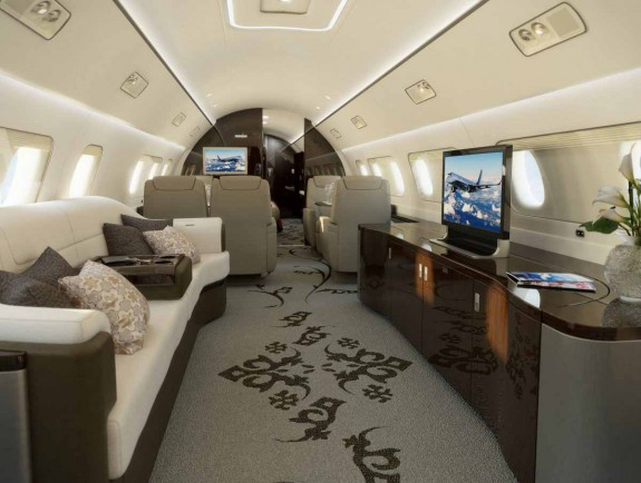 5-те най-луксозни частни самолета в света - Magazine (12)