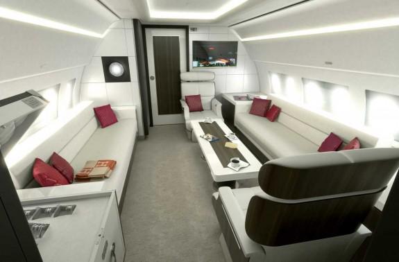 5-те най-луксозни частни самолета в света - Magazine (7)