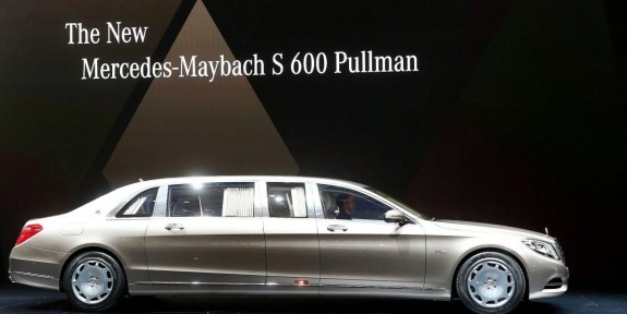 Дрейк си купил Mercedes-Maybach S600 Pullman - Magazine.bg (1)