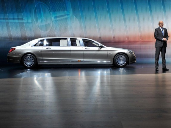 Дрейк си купил Mercedes-Maybach S600 Pullman - Magazine.bg (3)