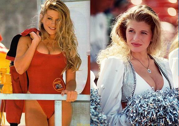 """Marliece Andrada """"Спасители на плажа"""" бе най-големият телевизионен сериал от 90-те години. Сериала от САЩ, в който се разказваше за работещи на плажа спасители и техните изживявания. Във филма се завързваха много любовни връзки и интересни сюжети, но въпреки всички спасителите продължаваха да работят като колеги и да бъдат приятели."""