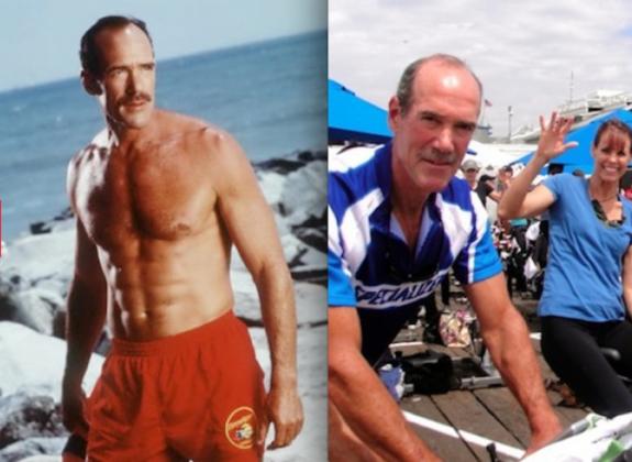 """Michael Newman Как изглеждат """"Спасители на плажа"""" през 2015"""