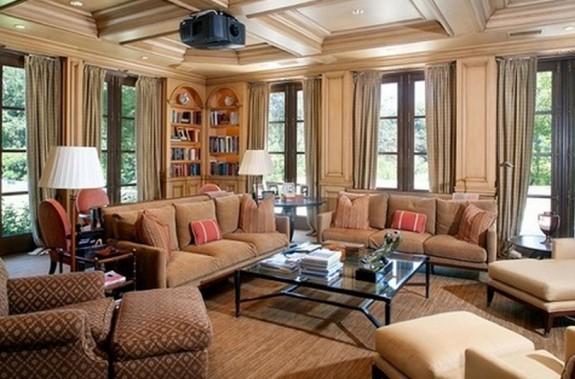 Новият дом на Джей Зи и Бионсе в Лос Анджелес (снимки) - Magazine (7)