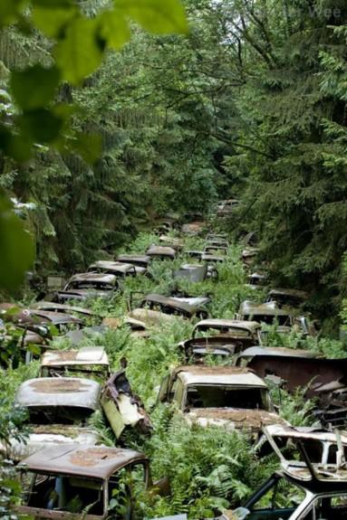 Автомобилно гробище